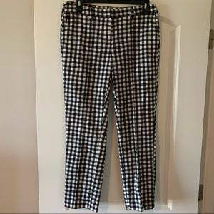 Elle Pants - Brand new checkered capris